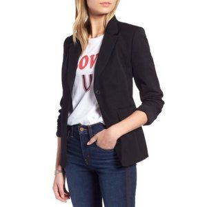 1901 Navy Blue Blazer